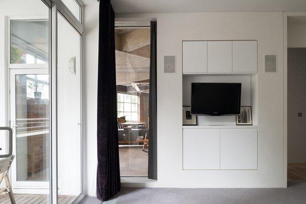 Фотография: Декор в стиле Современный, Лофт, Квартира, Дома и квартиры, Проект недели – фото на InMyRoom.ru