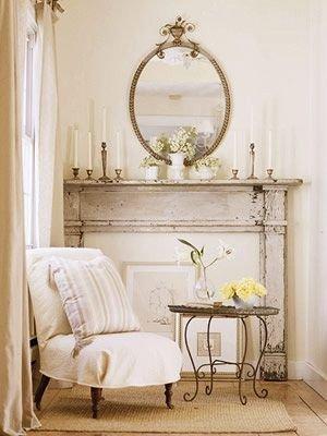 Фотография:  в стиле , Декор интерьера, Советы, электрический камин в интерьере, фальшкамин в интерьере, камин в городской квартире, камин для квартиры – фото на INMYROOM