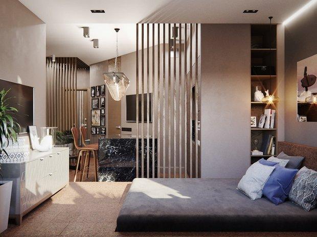 Фотография: Спальня в стиле Современный, Декор интерьера, Советы, актуальный интерьер – фото на INMYROOM