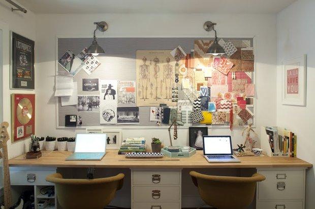 Фотография: Офис в стиле Лофт, Современный, Декор интерьера, DIY, Хранение, Советы – фото на INMYROOM