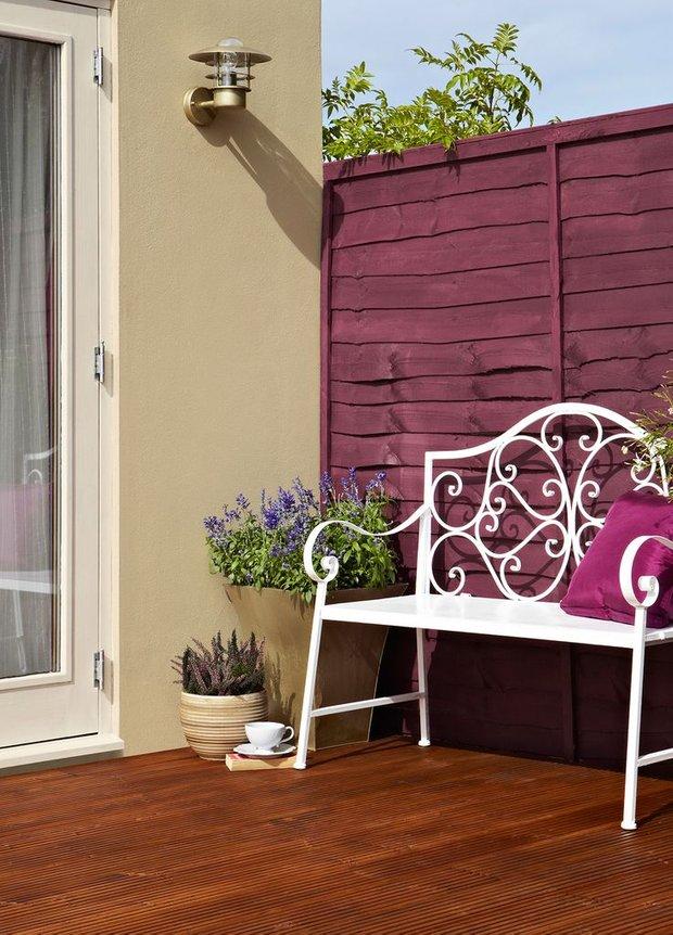Фотография: Ландшафт в стиле Современный, Декор интерьера, Дизайн интерьера, Цвет в интерьере – фото на INMYROOM