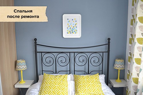 Фотография: Ландшафт в стиле , Спальня, Скандинавский, Современный, Переделка, ИКЕА – фото на INMYROOM