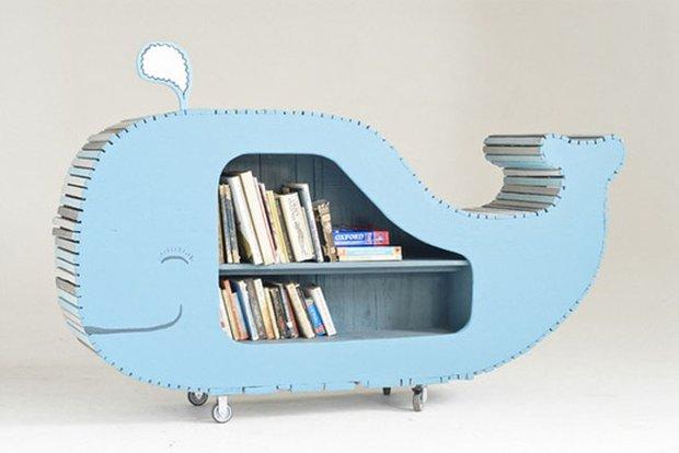 Фотография: Прочее в стиле , Системы хранения, Библиотека, Домашняя библиотека – фото на INMYROOM