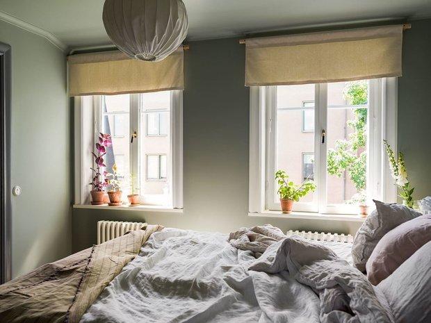 Фотография: Спальня в стиле Скандинавский, Современный, Квартира, Советы, Минимализм, 40-60 метров – фото на INMYROOM