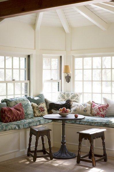 Фотография: Кухня и столовая в стиле , Декор интерьера, Советы, Подоконник – фото на INMYROOM