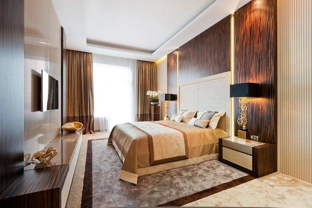 Фотография: Спальня в стиле Современный, Стиль жизни, Советы, Переделка – фото на INMYROOM