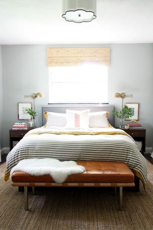 Фотография:  в стиле , Спальня, Декор интерьера, Малогабаритная квартира, Декор, Советы, Hoff – фото на INMYROOM
