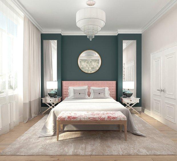 Фотография: Спальня в стиле Классический, Современный, Декор интерьера, Советы, Виктория Золина, Zi-Design Interiors – фото на INMYROOM