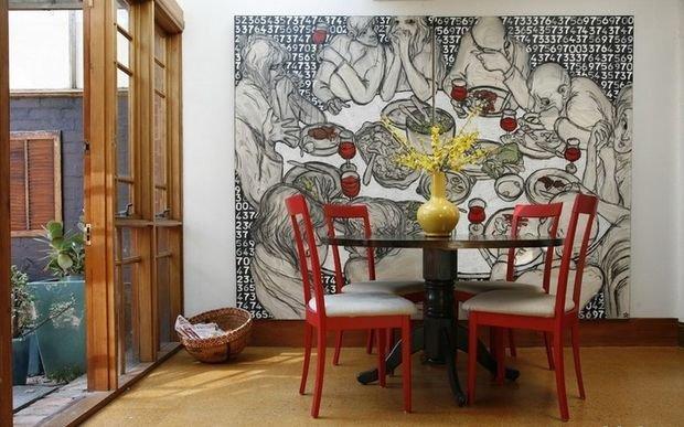 Фотография: Мебель и свет в стиле Прованс и Кантри, Кухня и столовая, Гостиная, Спальня, Декор интерьера, Квартира, Дом – фото на INMYROOM