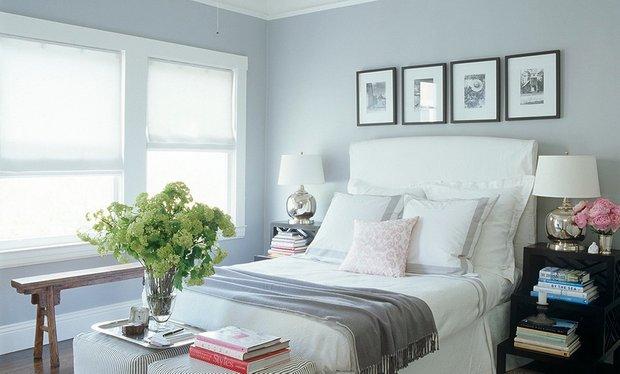 Фотография: Спальня в стиле Прованс и Кантри, Декор интерьера, Декор дома, Цветы – фото на INMYROOM