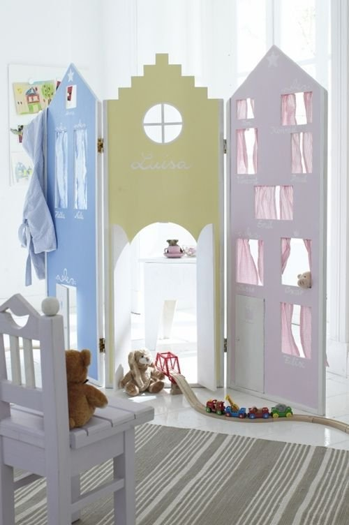 Фотография: Детская в стиле Скандинавский, Современный, Интерьер комнат – фото на INMYROOM