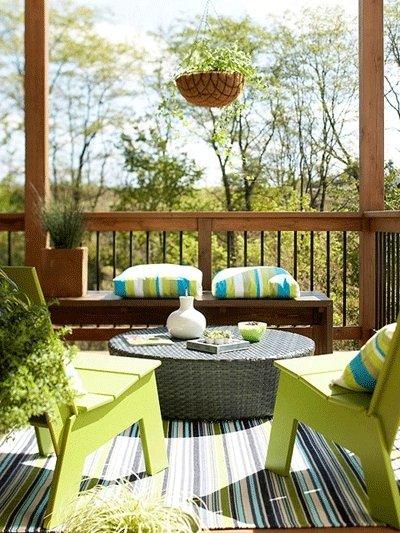Фотография: Балкон, Терраса в стиле Современный, Восточный, Декор интерьера, Дом, Декор дома – фото на INMYROOM