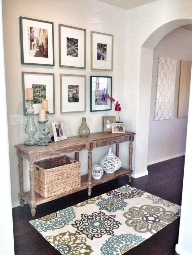 Фотография: Прихожая в стиле Восточный, Интерьер комнат, Ковер, Шкаф – фото на INMYROOM