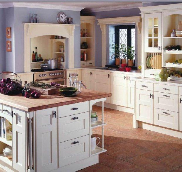 Фотография: Кухня и столовая в стиле , Прованс и Кантри, Интерьер комнат, Интерьерная Лавка – фото на INMYROOM