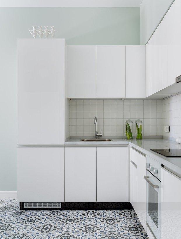 Фотография:  в стиле , Советы, квартира под сдачу – фото на INMYROOM