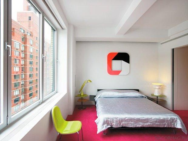 Фотография: Спальня в стиле Лофт, Современный, Дизайн интерьера, Декор – фото на INMYROOM