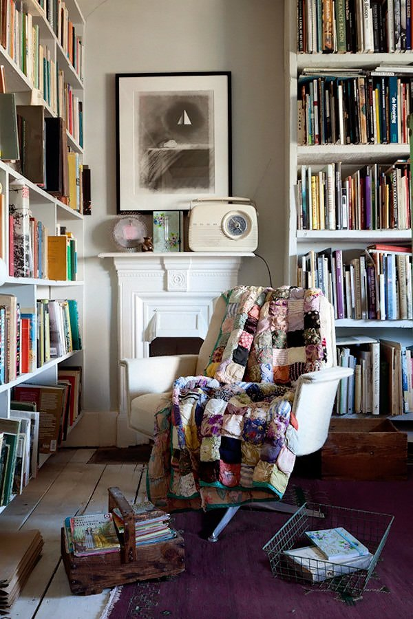 Фотография:  в стиле Прованс и Кантри, Современный, Декор интерьера, Квартира, Дом, Дома и квартиры, Лондон, Ретро, Шебби-шик – фото на INMYROOM