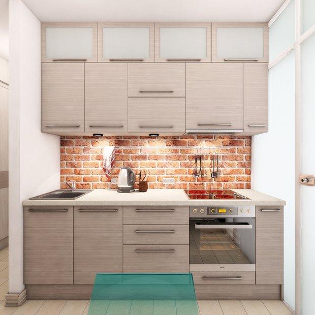 Фотография:  в стиле , Кухня и столовая, Советы, Гид, напольное покрытие – фото на INMYROOM