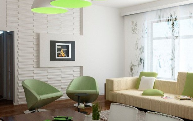 Фотография: Гостиная в стиле Современный, Стиль жизни, Советы, Эко – фото на INMYROOM