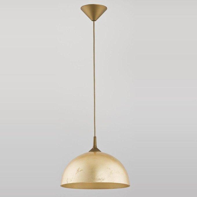 Подвесной светильник Magnum золотого цвета