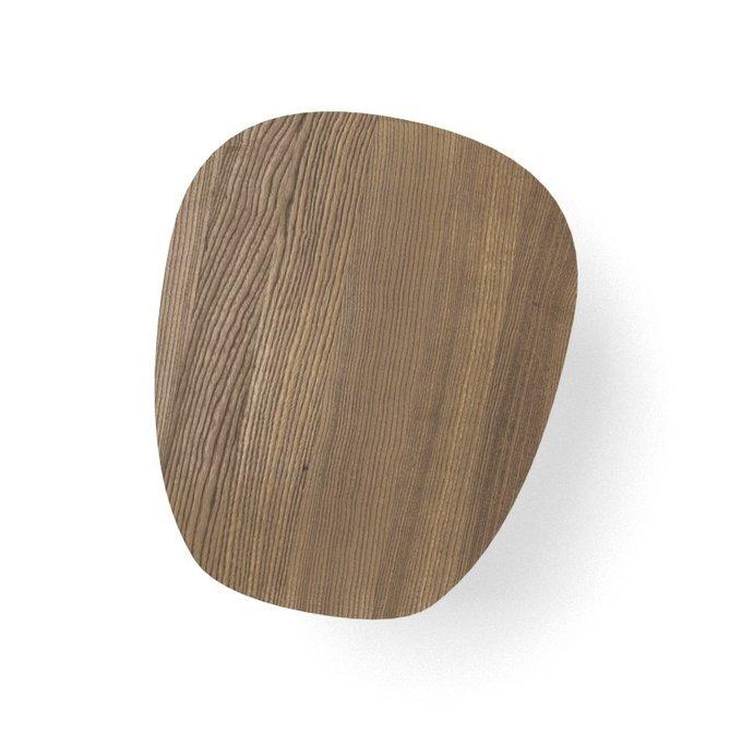 Журнальный стол River Round цвета орех