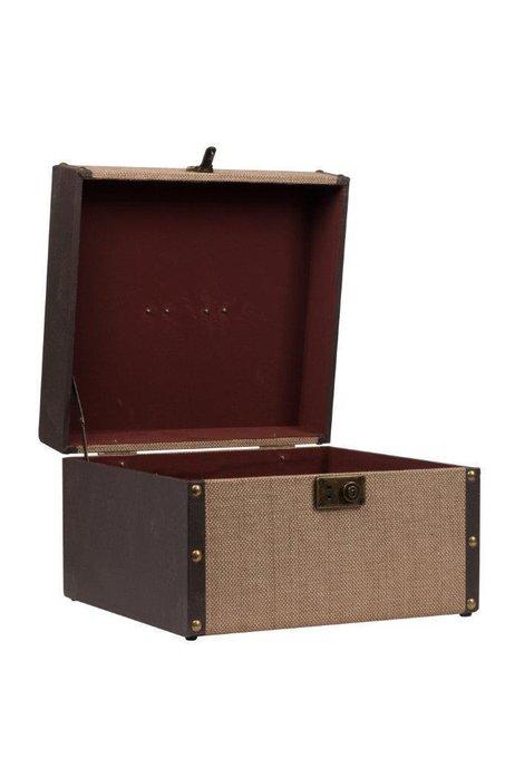 Декоративный чемодан для хранения Pompadour
