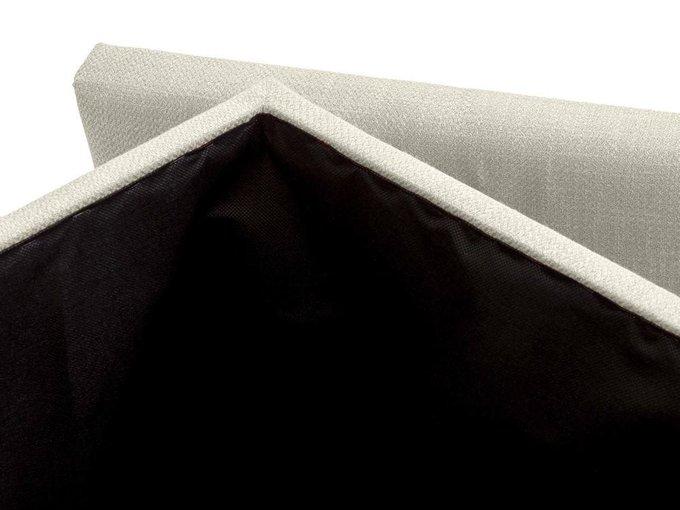 Пуф Craft 2 светло-бежевого цвета с ёмкостью для хранения