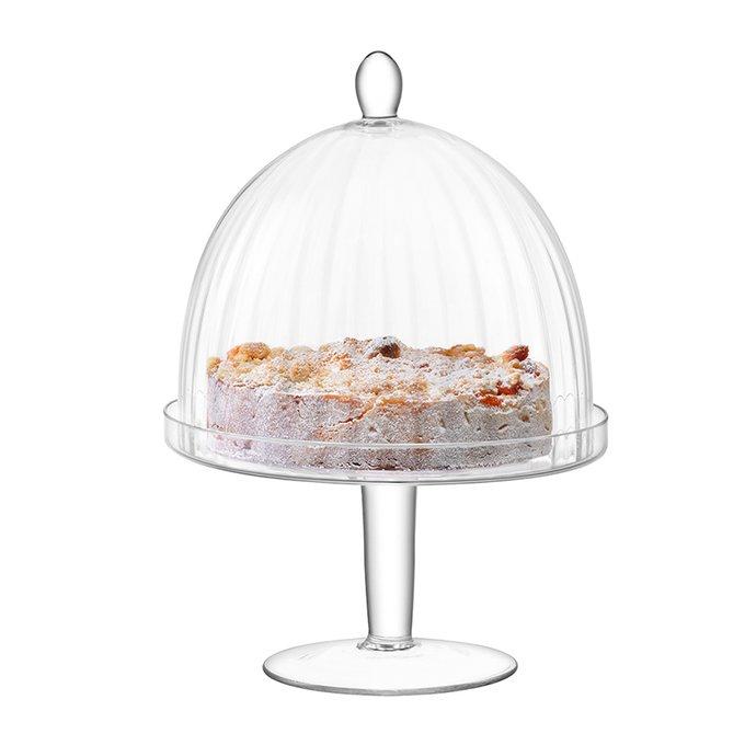 Подставка для торта LSA aurelia с крышкой