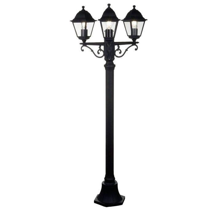 Уличный светильник Abbey Road черного цвета