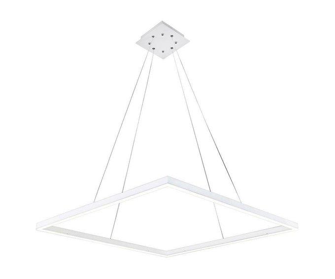 Подвесной светодиодный светильник Альтис белого цвета