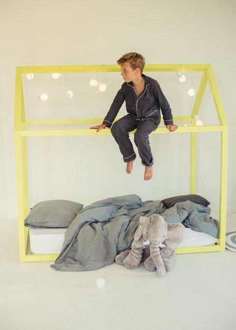 Детская кроватка  юпитер бук 160х90