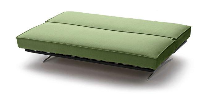 Диван-кровать Арни Galaxy зеленого цвета