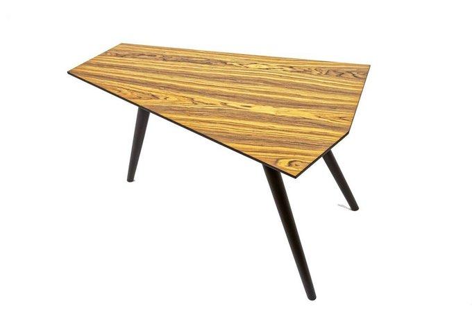 Кофейный столик Supreme из шпона палисандра