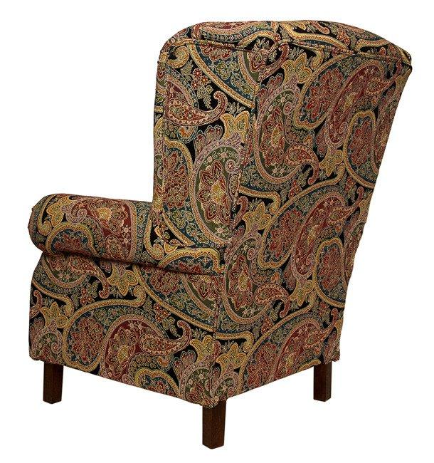 Кресло Жар Птица в восточном стиле