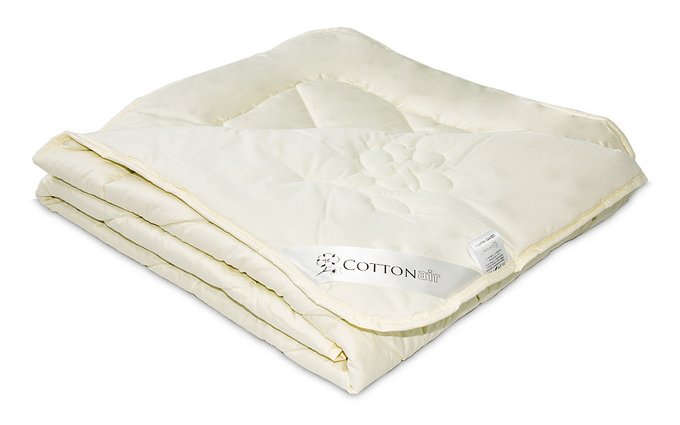 Одеяло Cotton Air 200x220 с чехлом из сатина
