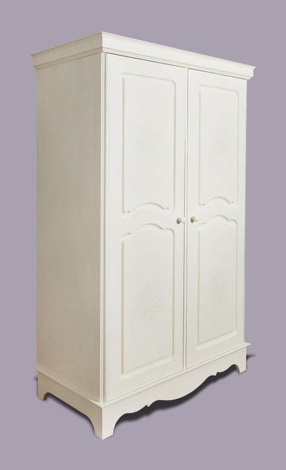 Шкаф Belle Fleur Blanc