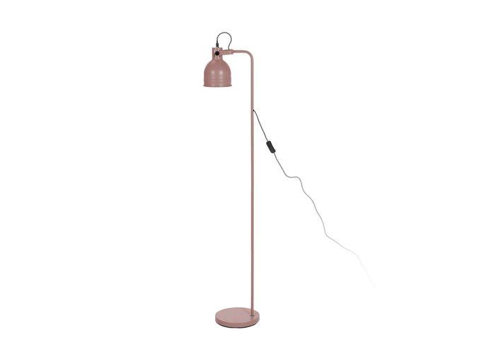 Светильник напольный Almelo розового цвета