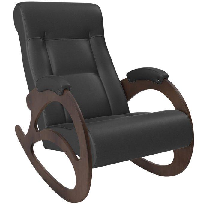 Кресло-качалка Комфорт модель 4 без лозы