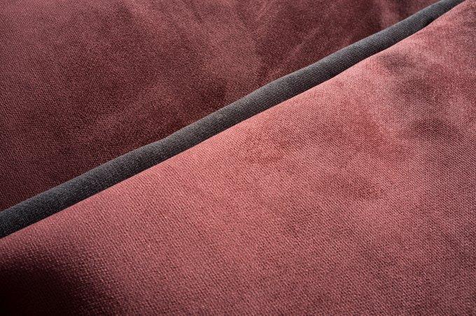 Угловой диван Soho красного цвета