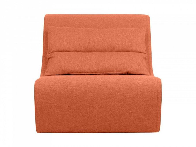 Кресло Neya оранжевого цвета