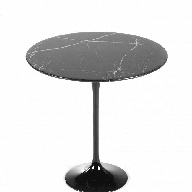 Кофейный стол Tulip со столешницей из черного китайского мрамора