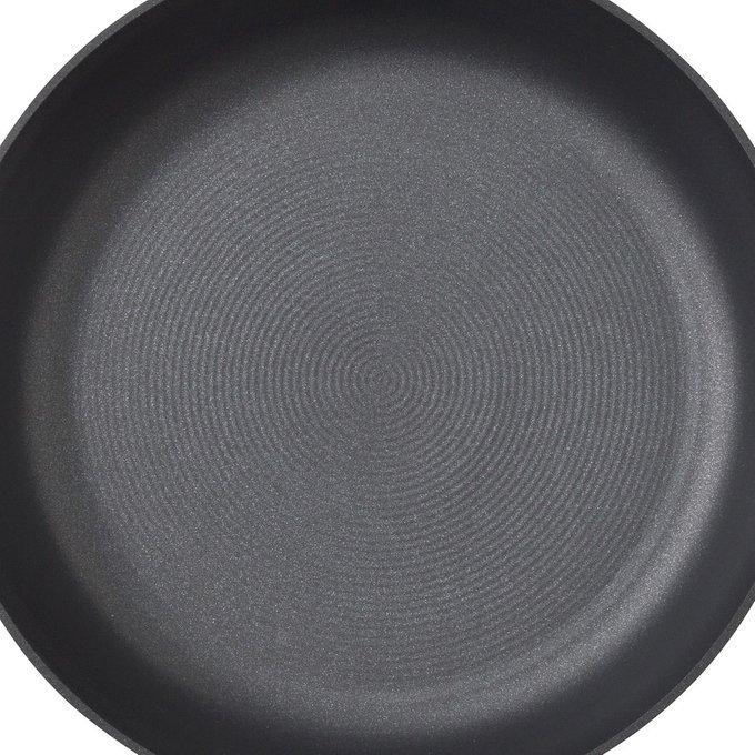 Сковорода Symmetry чёрного цвета