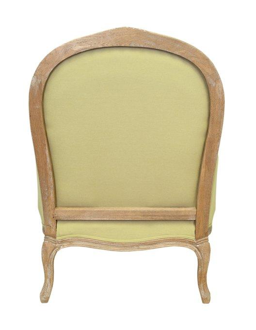 Кресло Aldo green