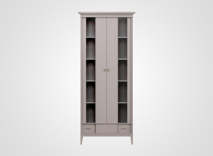 Книжный шкаф Manhattan с выдвижным ящиком