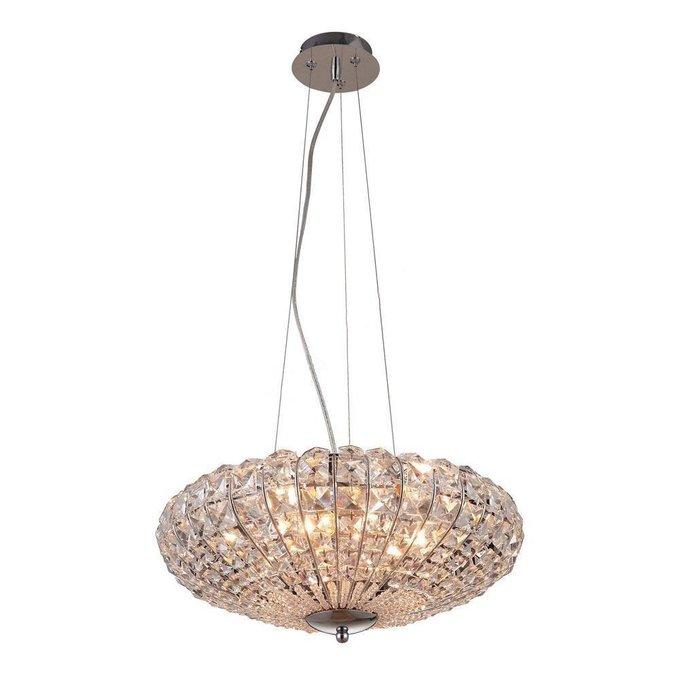 Подвесной светильник Gwenda из хрусталя