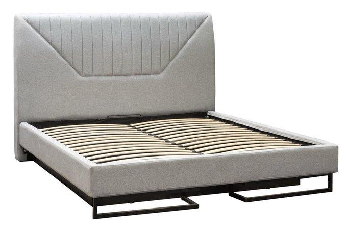 Кровать Loft Alberta Стоун 180х200