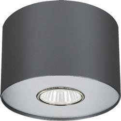 Потолочный светильник Point серого цвета