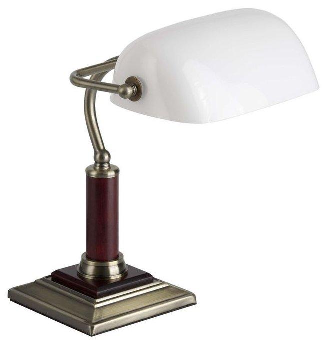 Настольная лампа BRILLIANT  Bankir