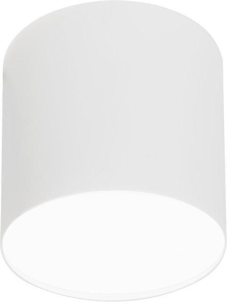Потолочный светильник Point Plexi белого цвета