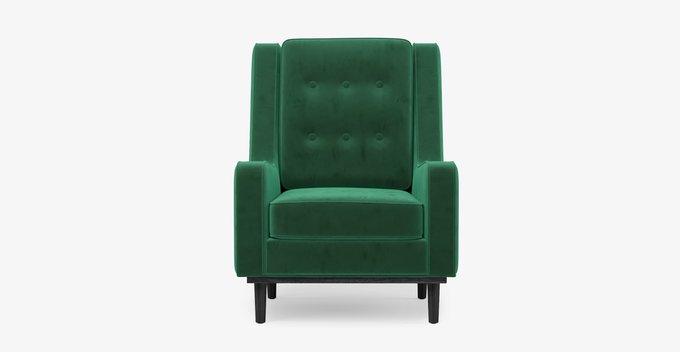 Кресло SCOTT зеленого цвета
